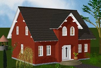 lbb massivhaus bauen massivhaus mecklenburg vorpommern typ garbodenhagend. Black Bedroom Furniture Sets. Home Design Ideas