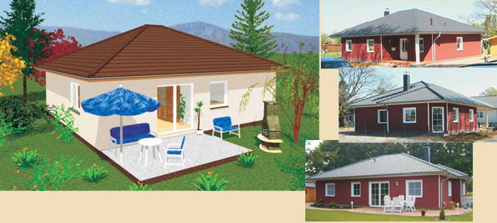 lbb massivhaus winkelbungalow bauen mecklenburg vorpommern bungalow granitz. Black Bedroom Furniture Sets. Home Design Ideas