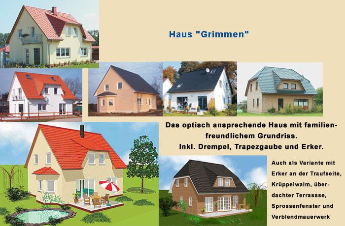 lbb massivhaus einfamilienhaus bauen mecklenburg vorpommern typ grimmen. Black Bedroom Furniture Sets. Home Design Ideas