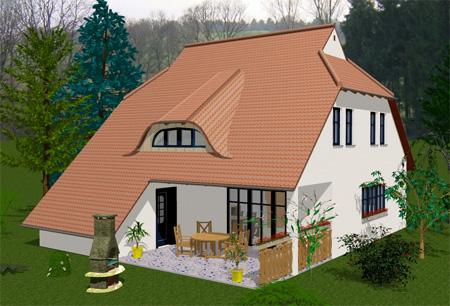 lbb massivhaus bauen massivhaus mecklenburg vorpommern typ lubmin. Black Bedroom Furniture Sets. Home Design Ideas