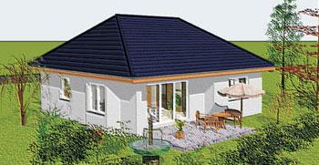 lbb massivhaus bungalow bauen mecklenburg vorpommern bungalow ribnitz. Black Bedroom Furniture Sets. Home Design Ideas