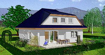 Dachentwasserung Bungalow Dach Ausbauen