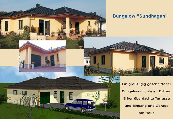 lbb massivhaus bungalow bauen massivhaus mecklenburg vorpommern typ sundhagen. Black Bedroom Furniture Sets. Home Design Ideas