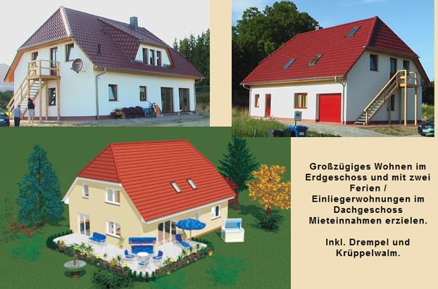 lbb massivhaus einfamilienhaus bauen massivhaus mecklenburg vorpommern typ usedom. Black Bedroom Furniture Sets. Home Design Ideas