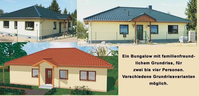 lbb massivhaus bungalow schl sselfertig bauen mecklenburg vorpommern typ viermorgen. Black Bedroom Furniture Sets. Home Design Ideas