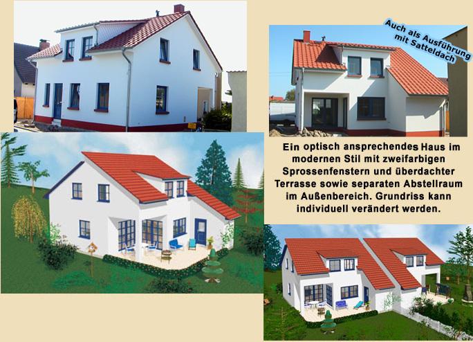 lbb massivhaus einfamilienhaus bauen mecklenburg vorpommern typ vorpommern. Black Bedroom Furniture Sets. Home Design Ideas